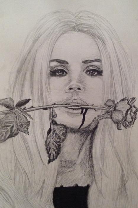 Lana Del Rey by Veroniica009